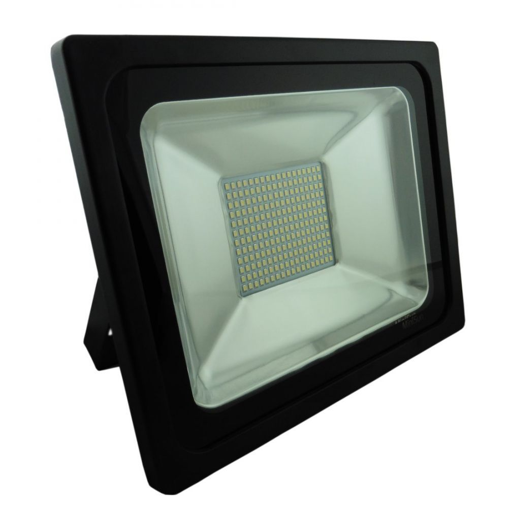 extra bright 100 watt led industrial flood light 6000k