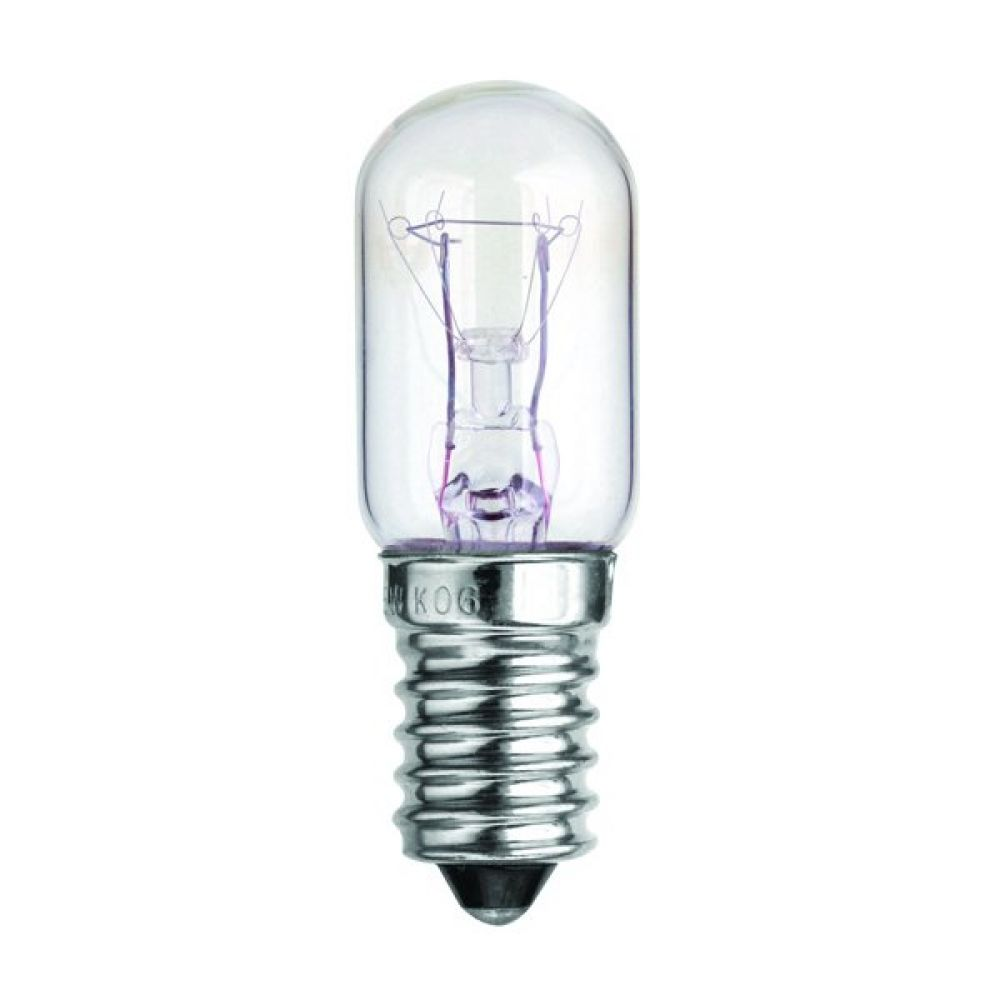 15 Watt Clear Ses E14mm Fridge Bulb