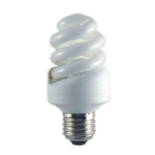 Bell 25 Watt Energy Saving Spiral Light Bulb