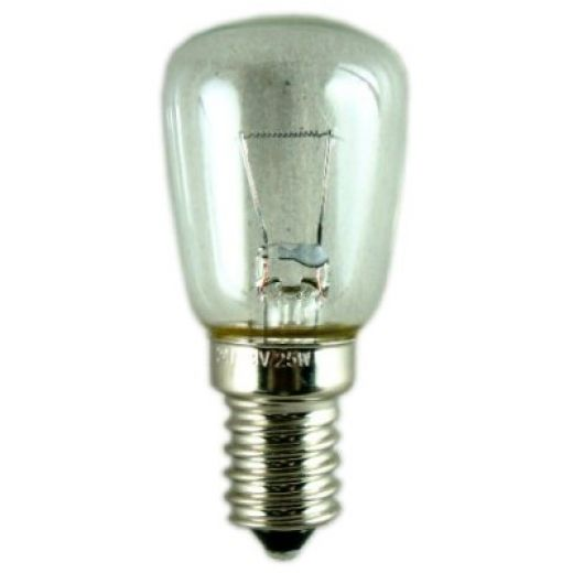 25 watt 24 volt SES-E14 Pygmy Light Bulb