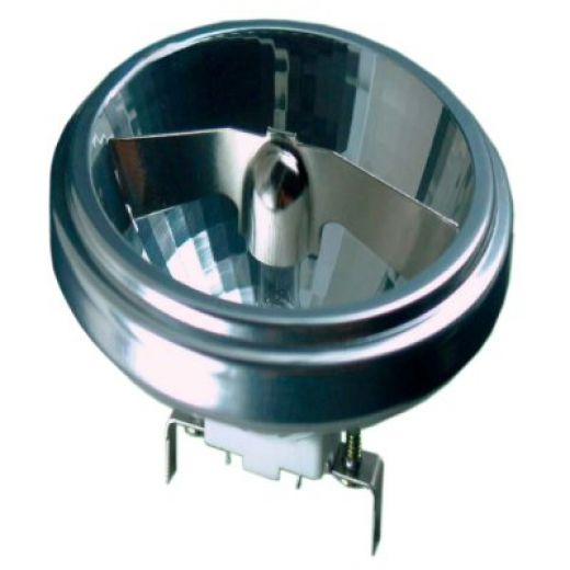 GE AR111 M161 12 volt 50 watt Flood Halogen Halostar Lamp