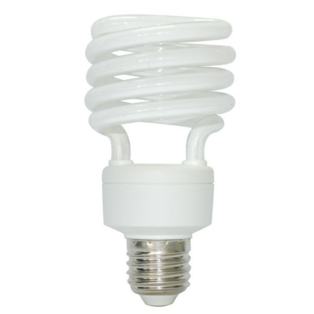 23 Watt Es E27 6500k Energy Saving Spiral Daylight Bulb