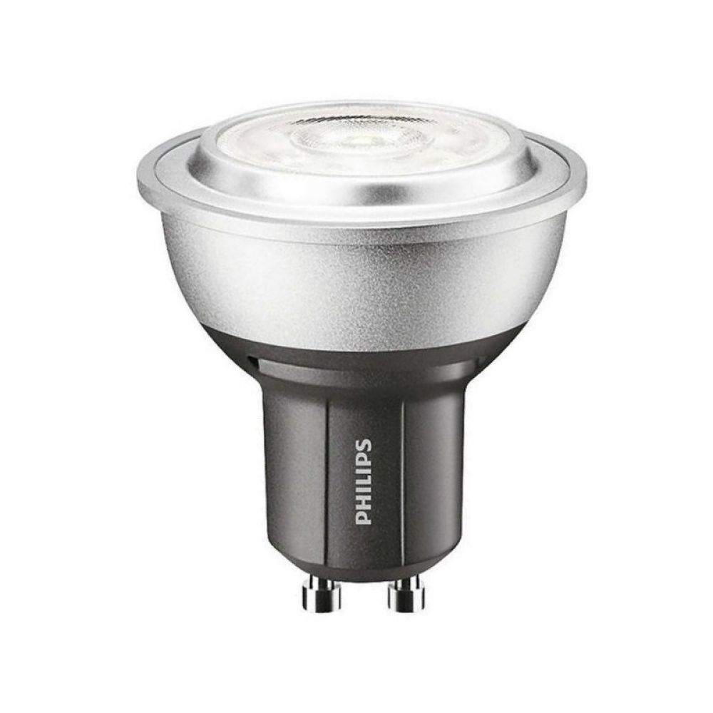 philips master ledspot mv 5 4w 50w 4000k dimmable gu10 led bulb. Black Bedroom Furniture Sets. Home Design Ideas