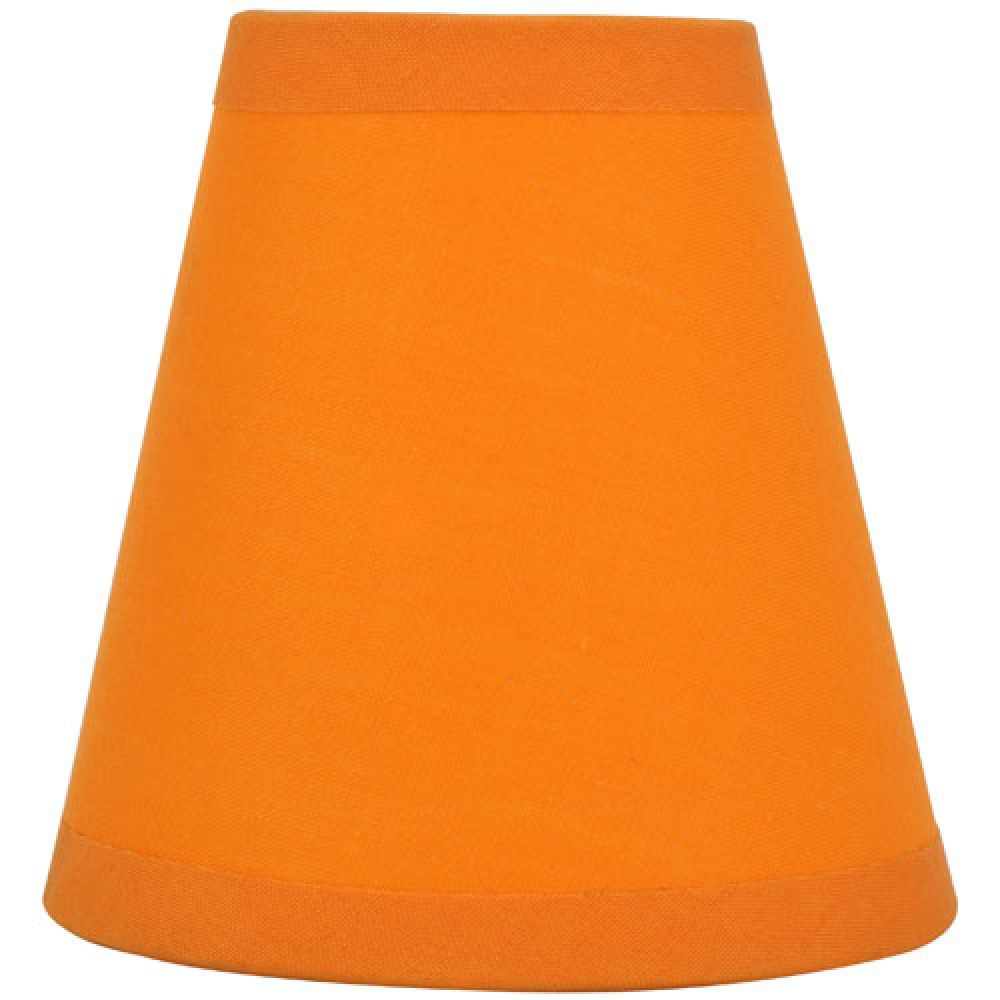Orange lamp shades - Tp24 4443 Pop Tangerine Orange Lamp Shade