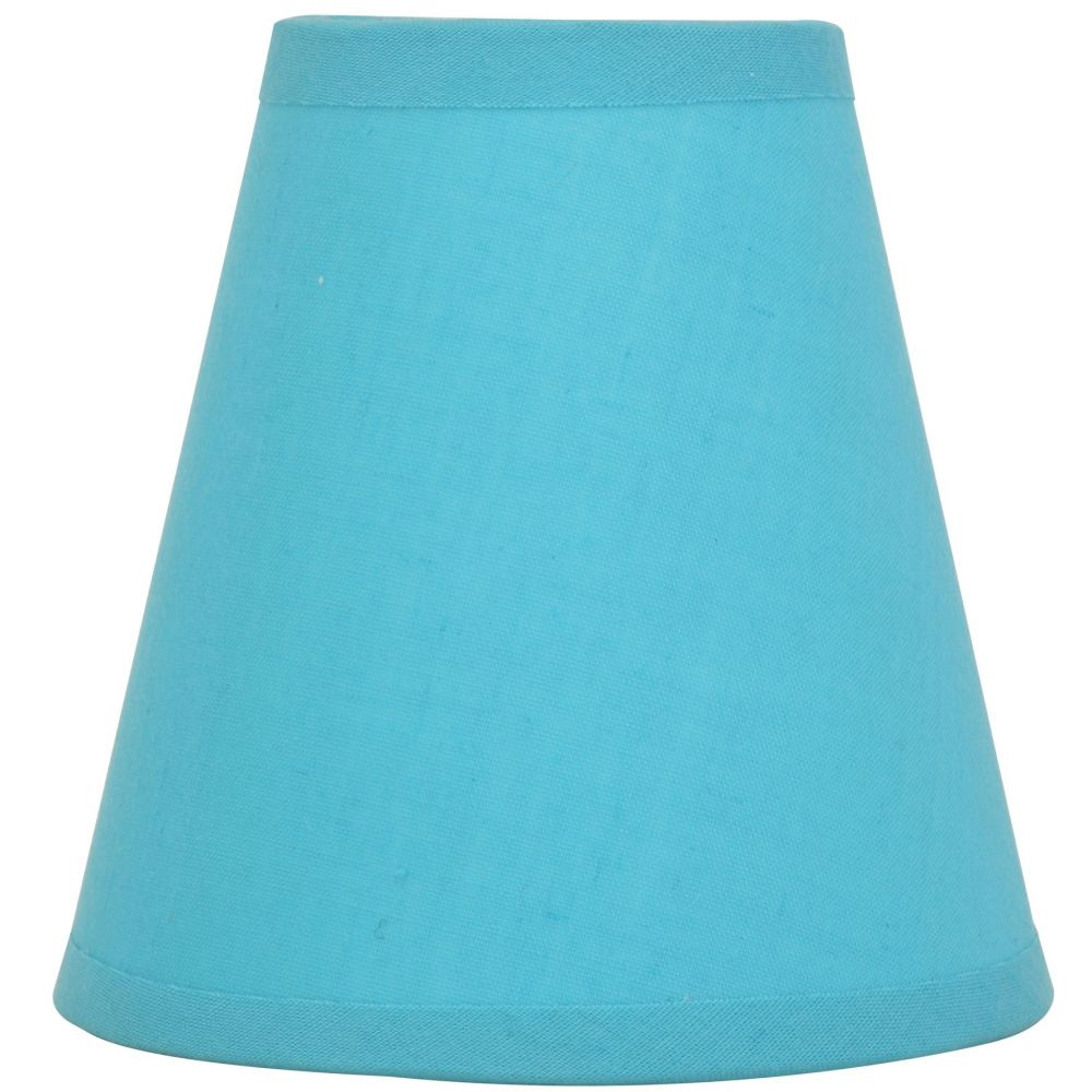 tp24 4448 pop aqua blue lamp shade. Black Bedroom Furniture Sets. Home Design Ideas
