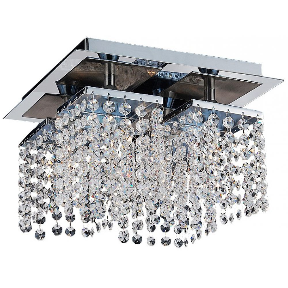 Chrome Light Fittings Ceilings Chrome Led Ceiling Light