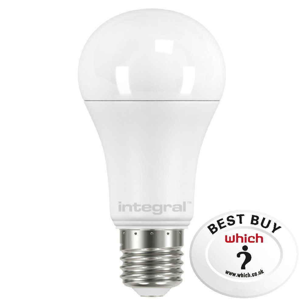 integral 13 5 watt es e27mm dimmable gls light bulb. Black Bedroom Furniture Sets. Home Design Ideas