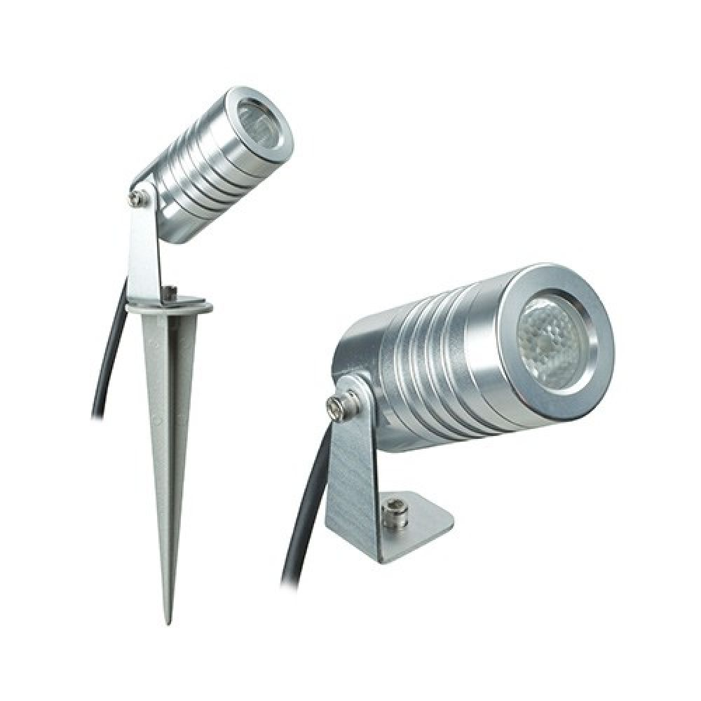 Led Outdoor Light Fittings: Robus LED R2IN13W Spike & Wall Mount Outdoor Lighting Set