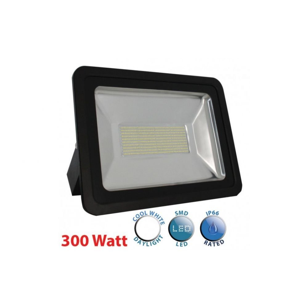 super high powered 300 watt daylight outdoor led floodlight. Black Bedroom Furniture Sets. Home Design Ideas