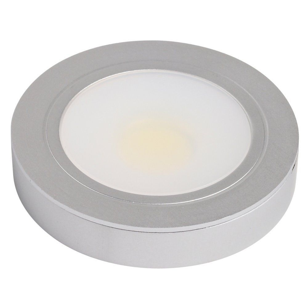 Led Under Cabinet Surface Mounted Light: Low Voltage 12 Volt 3 Watt Surface Mounted LED Downlight
