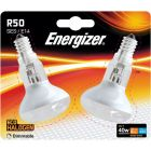 50mm 28 Watt SES Diffused Energy Saving Halogen Reflector Bulb