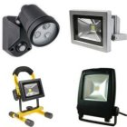 High Powered Outdoor LED Floodlights