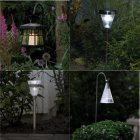 Solar Powered Post Lights and Solar Lanterns