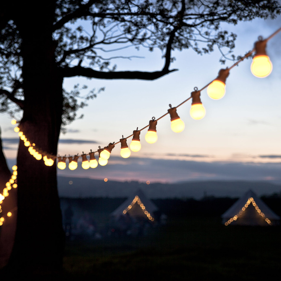 Low Voltage Outdoor Party Lights: Lamps2uDirect
