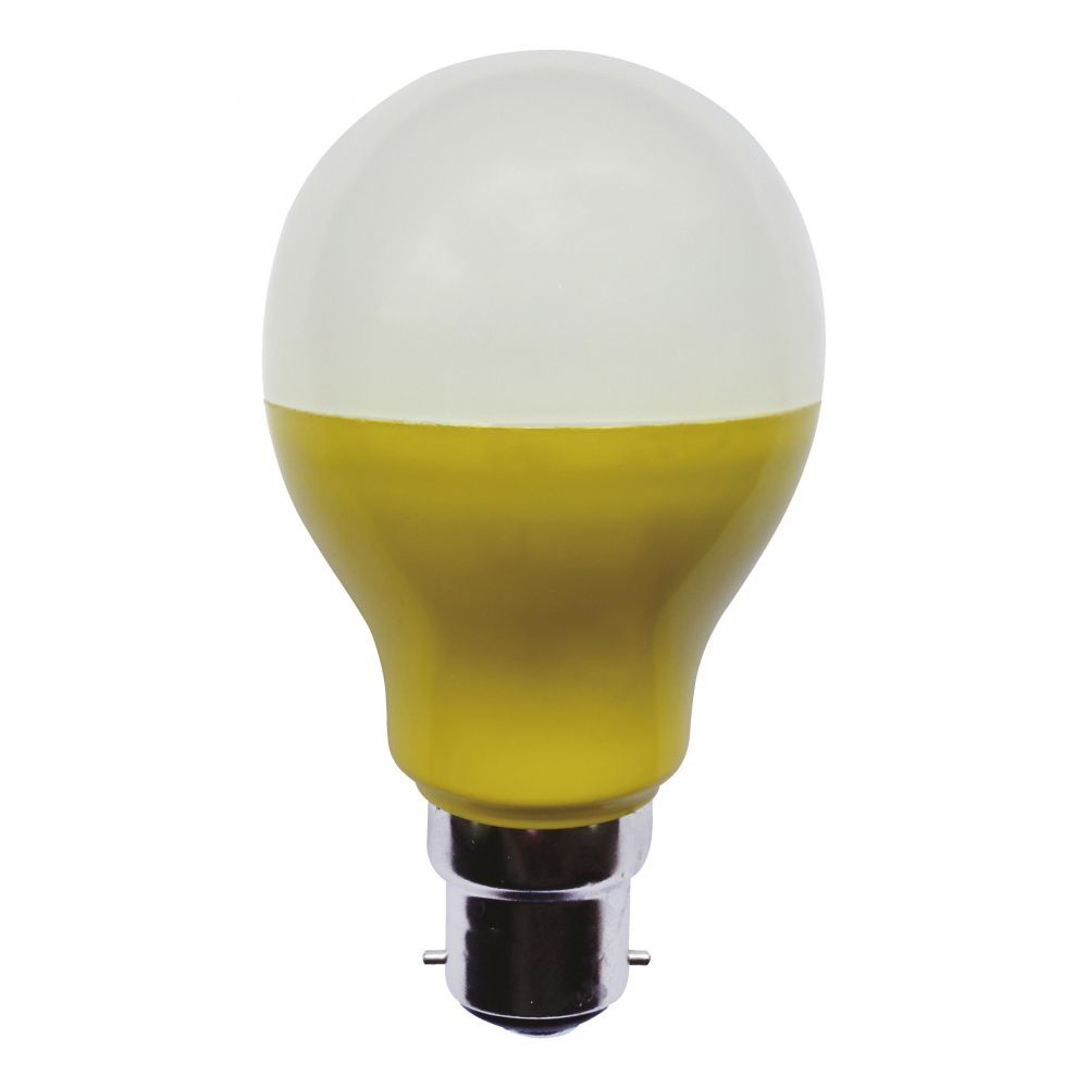 110 Volt 10 Watt Bc Warm White Led Gls Site Light Bulb