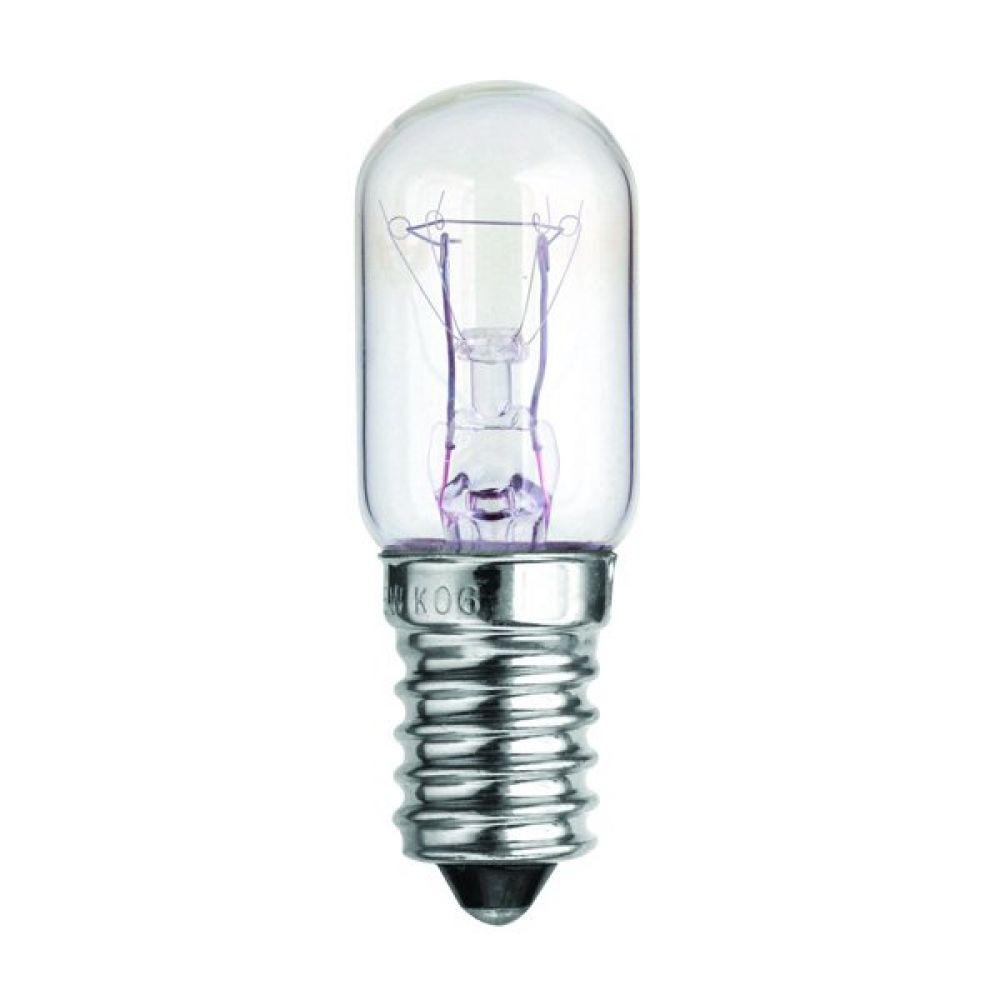 Light Lamps: 15 Watt Clear SES-E14mm Fridge Bulb