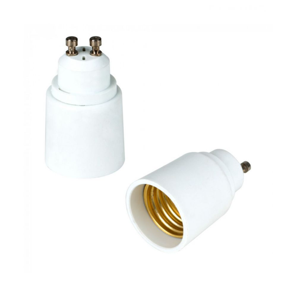 GU10 to ES-E27mm Lamp Socket Incandescent Converter