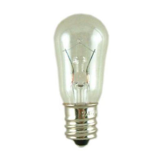 7 Watt 240 Volt Small Screw Fit E12 Night Light Bulb