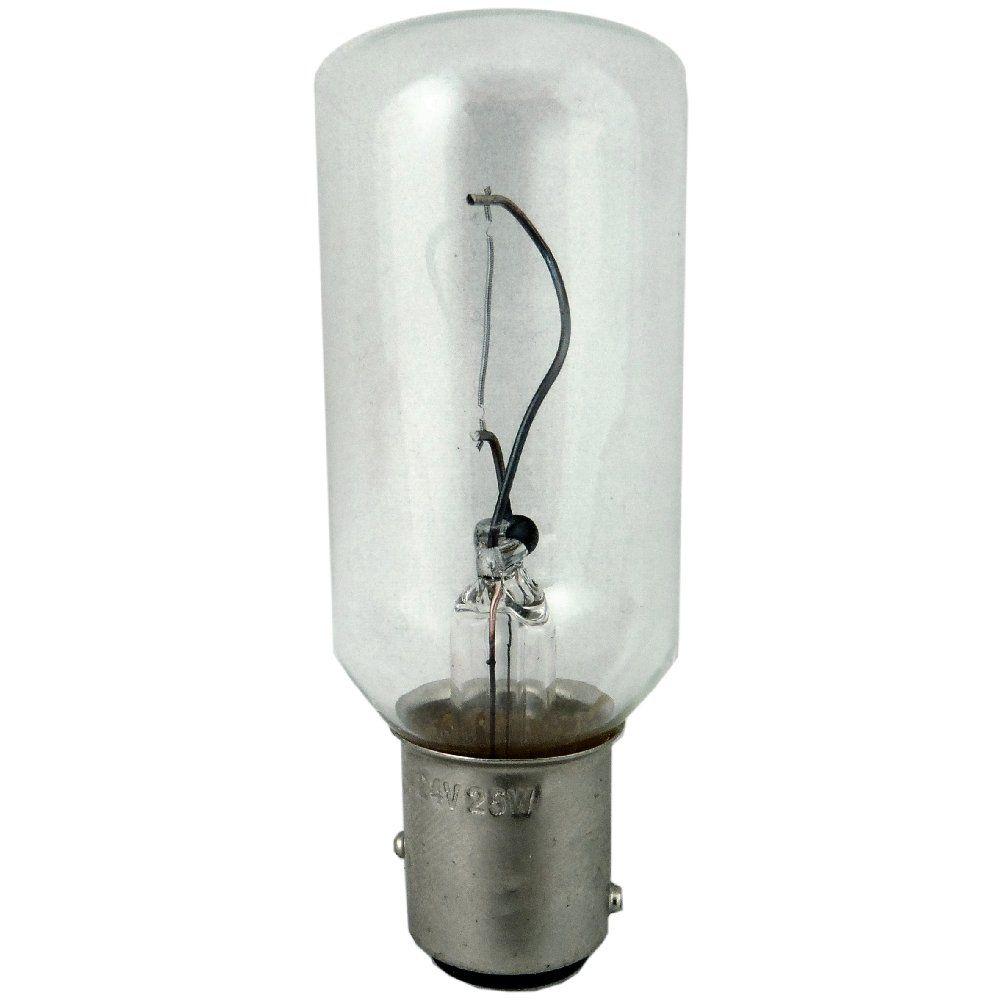 2430u 24 Volt 25 Watt Bay15d Marine Navigation Light Bulb