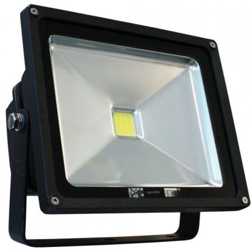 50 watt high powered cool white led flood light. Black Bedroom Furniture Sets. Home Design Ideas