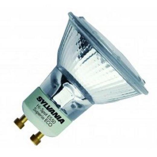 Sylvania Hi Spot Superia Eco 50 Watt 240 Volt Halogen Bulb