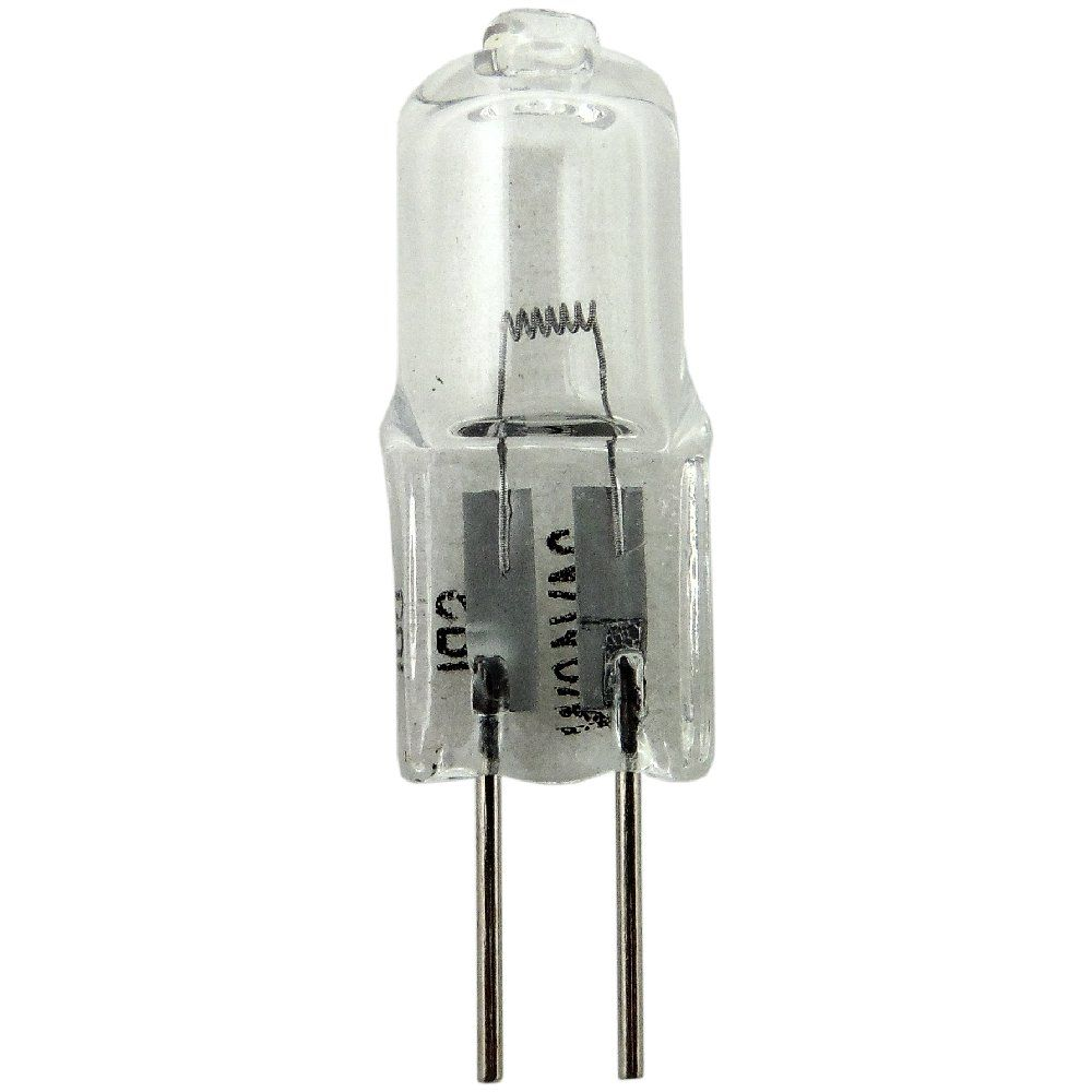 24 Volt 10 Watt G4 Halogen Capsule Light Bulb