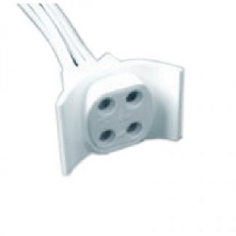 4 Pin G10q Lamp Holder For Circular Fluorescent Tubes