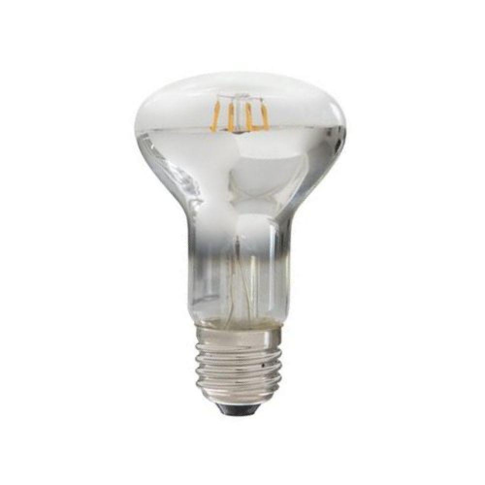 R63 E27 4 Watt Warm White Led Clear Reflector Bulb