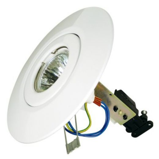 Eterna CR80WH White Ceiling Downlight Converter