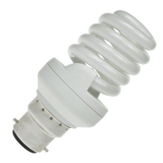 20 Watt Daylight 6400k Energy Saving Low Energy Light Bulb