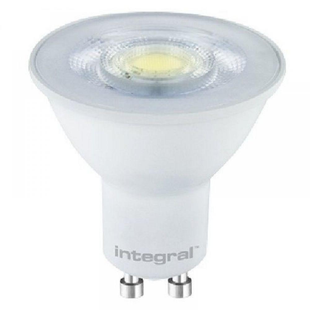 integral 4 5 watt led gu10 spot light warm white. Black Bedroom Furniture Sets. Home Design Ideas