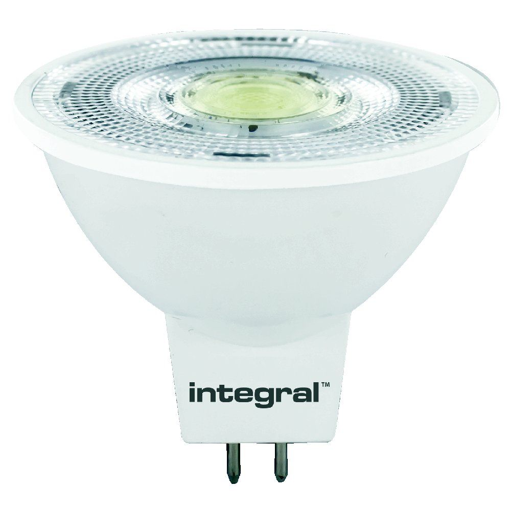 Integral 4.6 Watt MR16 GU5.3 Warm White Dimmable Bulb