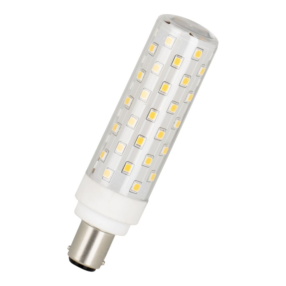 10 watt Clear Dimmable T28x113mm SBC-B15mm JDD Halolux LED Lamp