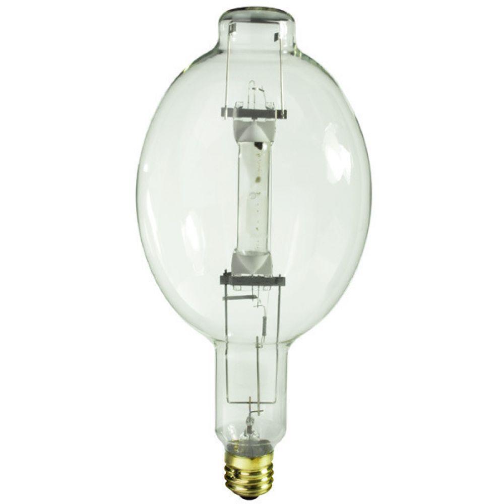 1000 Watt Single Metal Halide Light: Sylvania 1000W Mogul E39 BT56 Metalarc Metal Halide Lamp