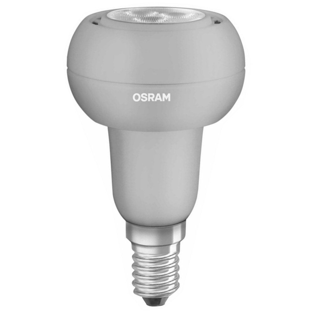 osram 3 watt r50 ses e14mm reflector led light bulb. Black Bedroom Furniture Sets. Home Design Ideas