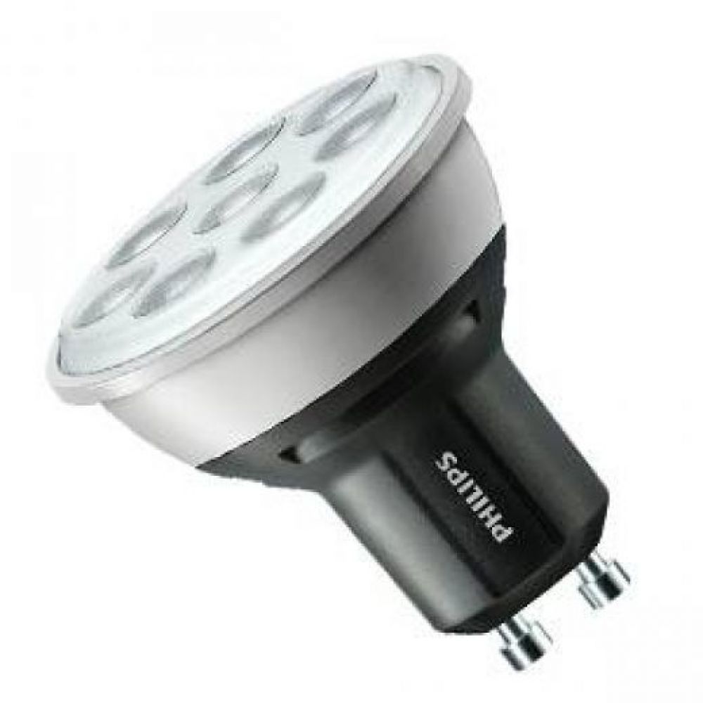 philips master ledspot 771951 00 5 3 watt dimmable gu10 led light bulb. Black Bedroom Furniture Sets. Home Design Ideas