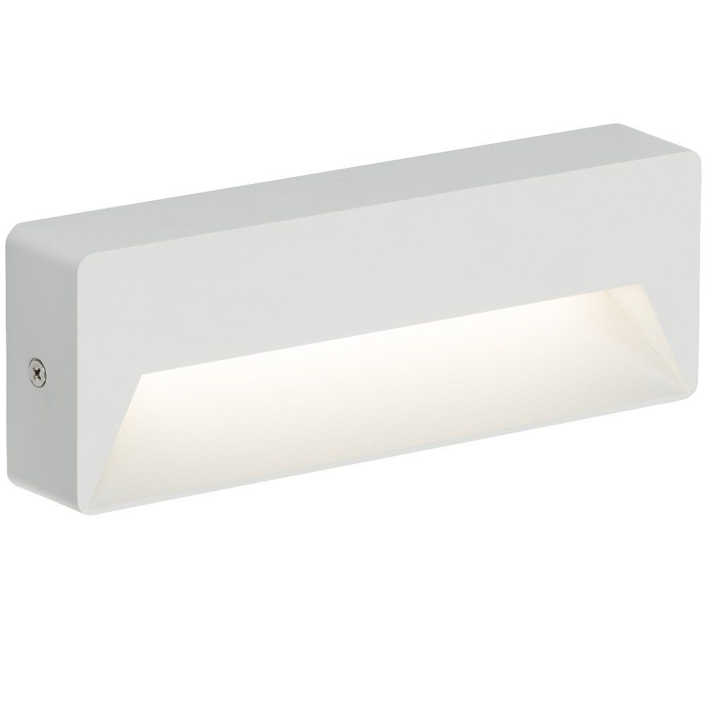 IP54 5 Watt White Brick Style LED Guide Light