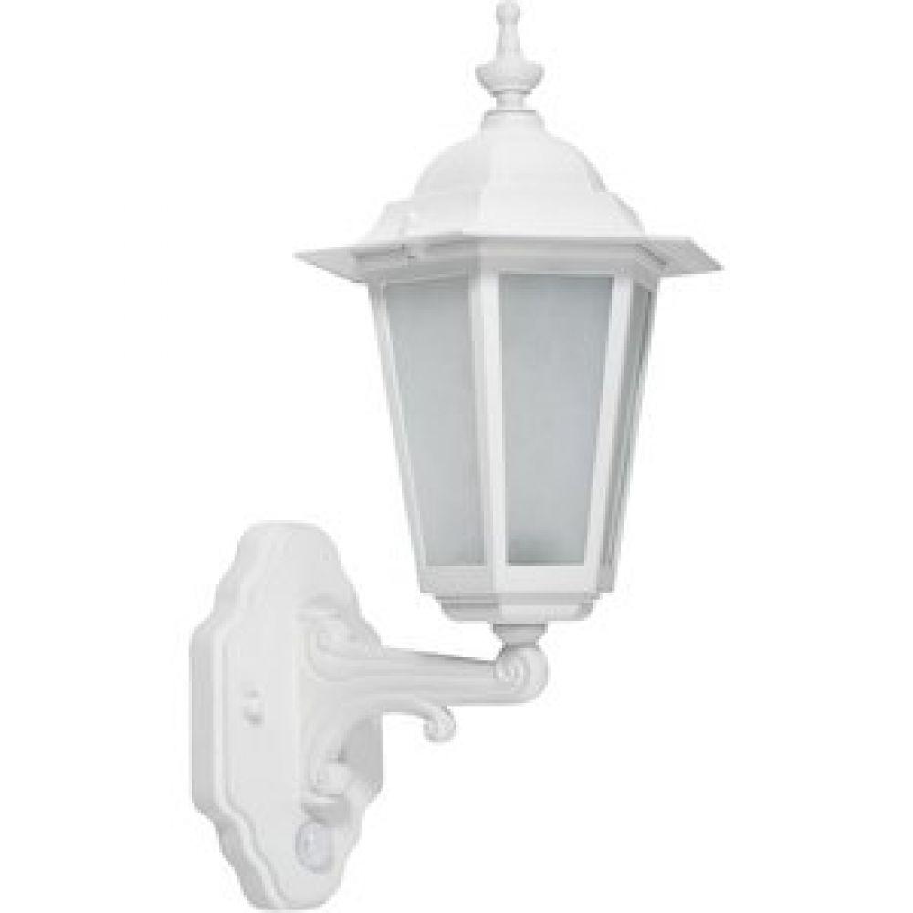 white outdoor lantern with pir outdoor lighting