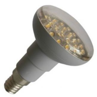 TP24 2890 2.5 watt SES-E14 R50 LED Light Bulb
