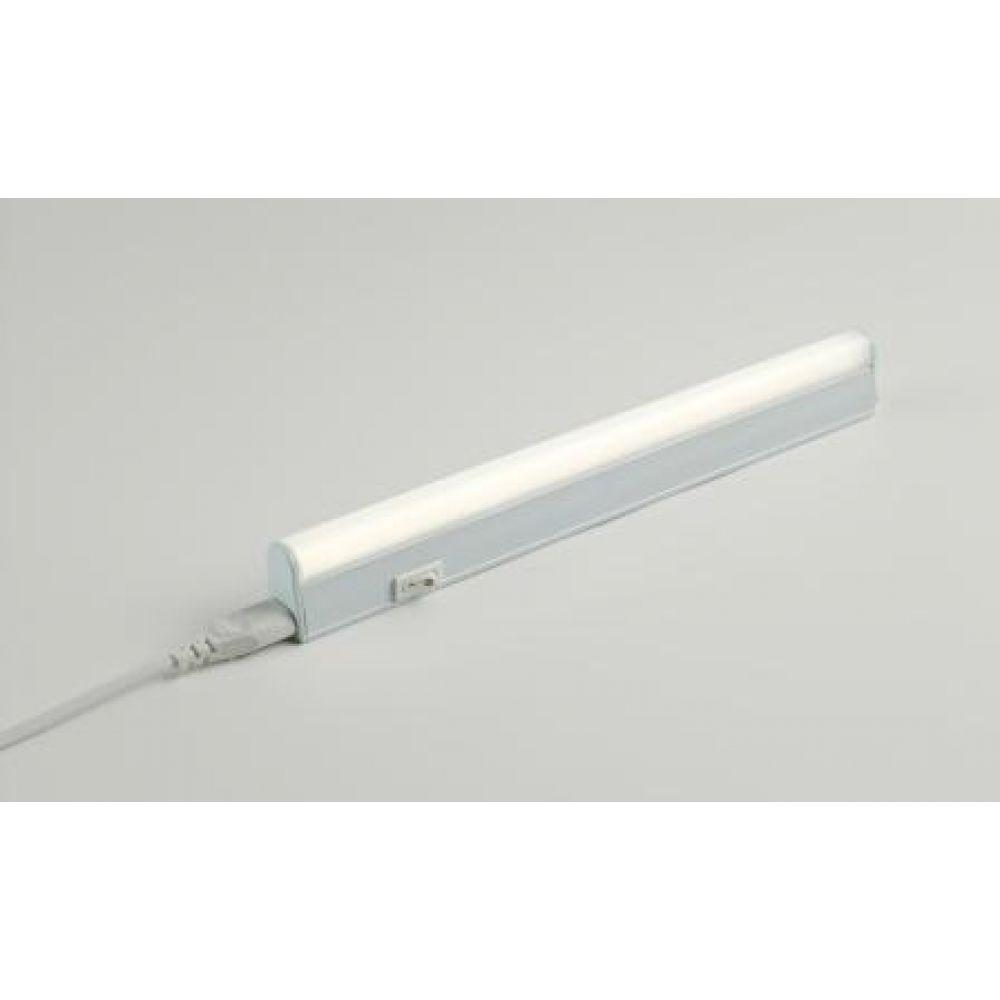 Knightsbridge Ucled13 Led Under Cabinet Striplight Cool White: Knightsbridge UCLED4 4w 277mm Under Cabinet LED Fitting