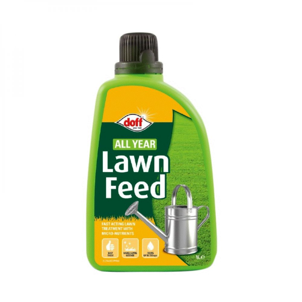 1 Litre All Year Doff Lawn Feed
