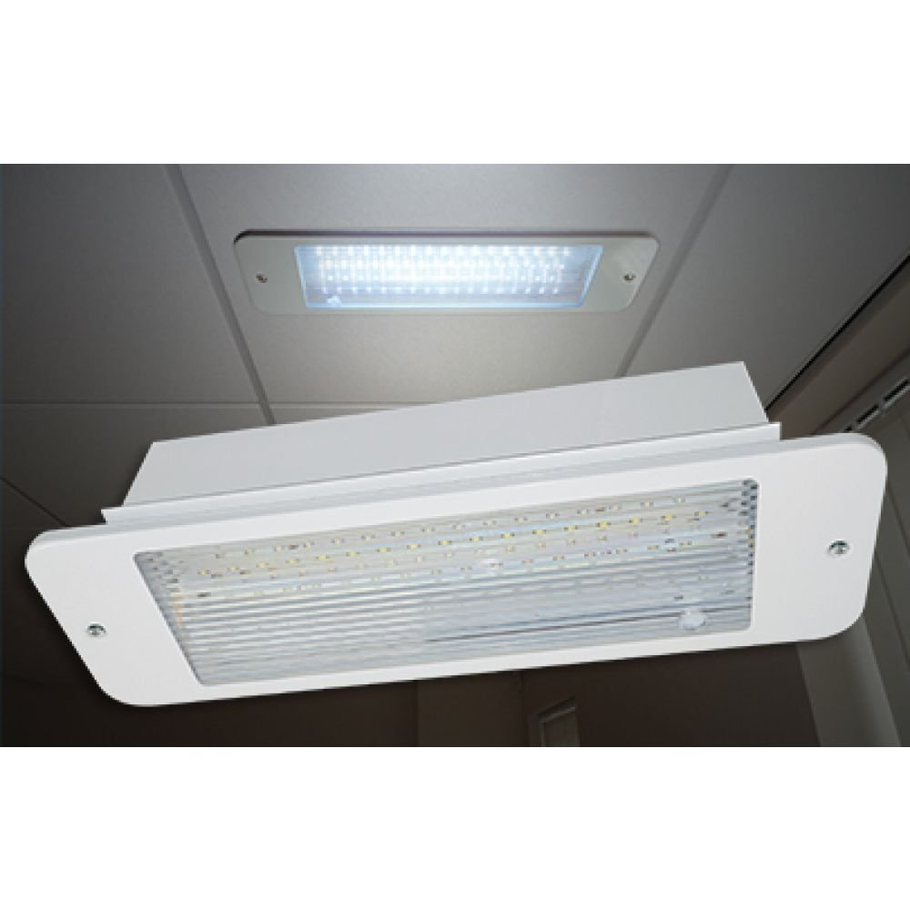 Eterna ledrem3 led maintained recessed emergency light fitting mozeypictures Image collections