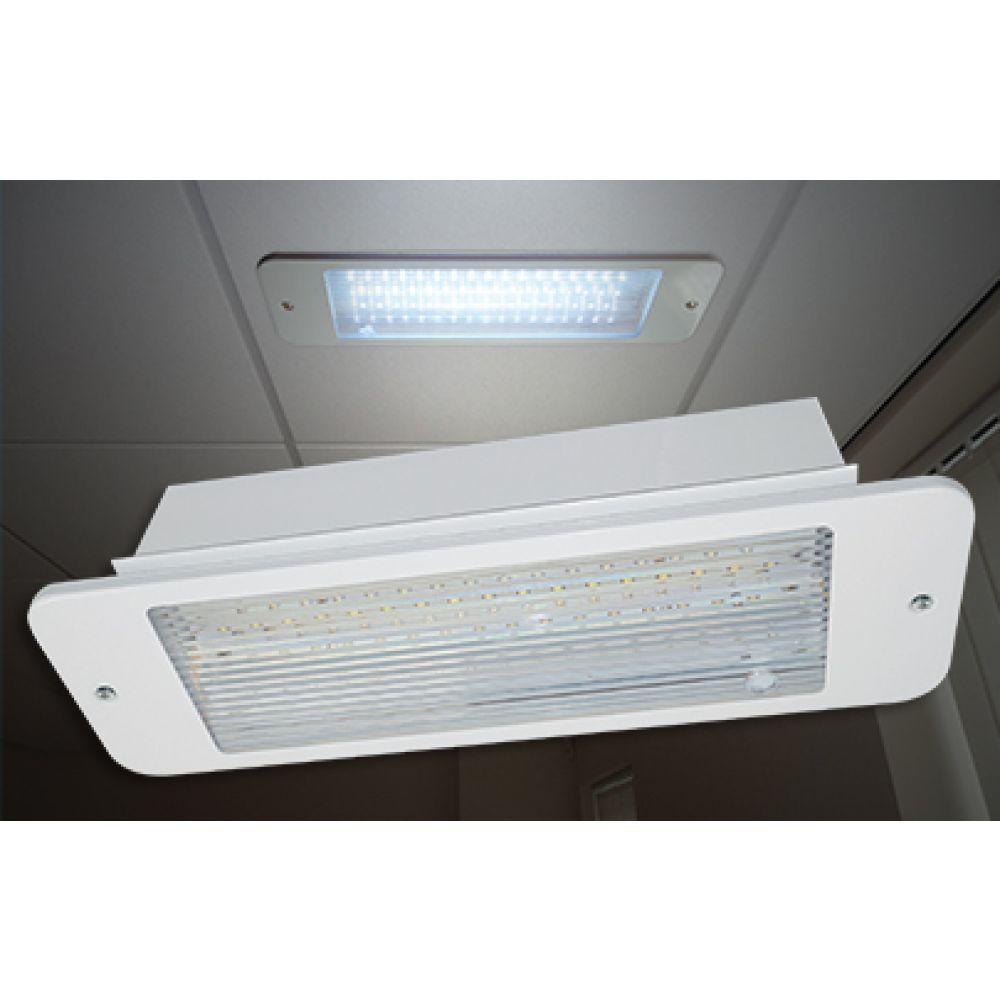 Eterna ledrem3 led maintained recessed emergency light fitting mozeypictures Gallery