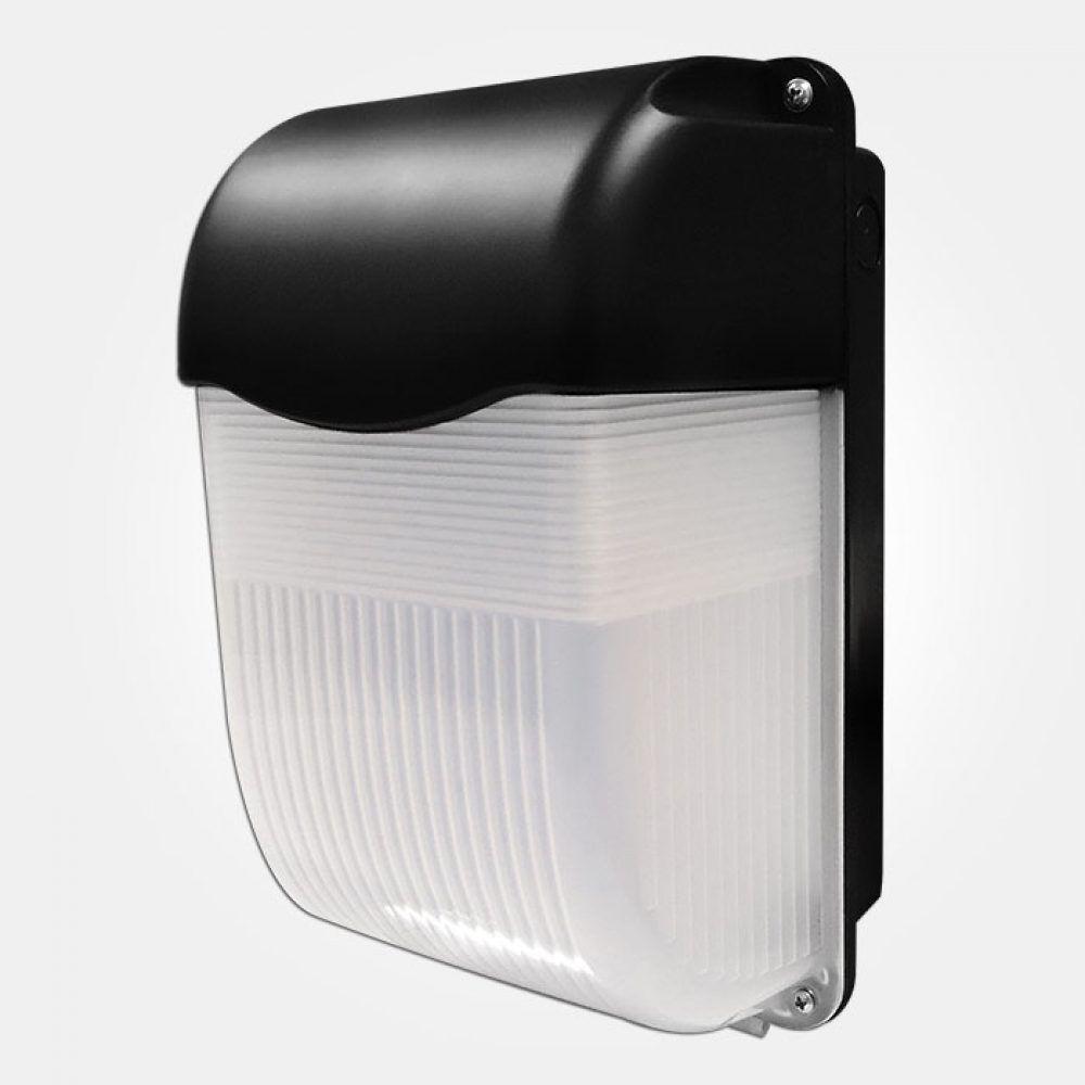 Eterna BULKLEDMW 11w Led Bulkhead With Microwave Sensor