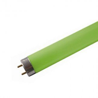 Osram HE 35 W/66 35 watt Green T5 Coloured Fluorescent Tube