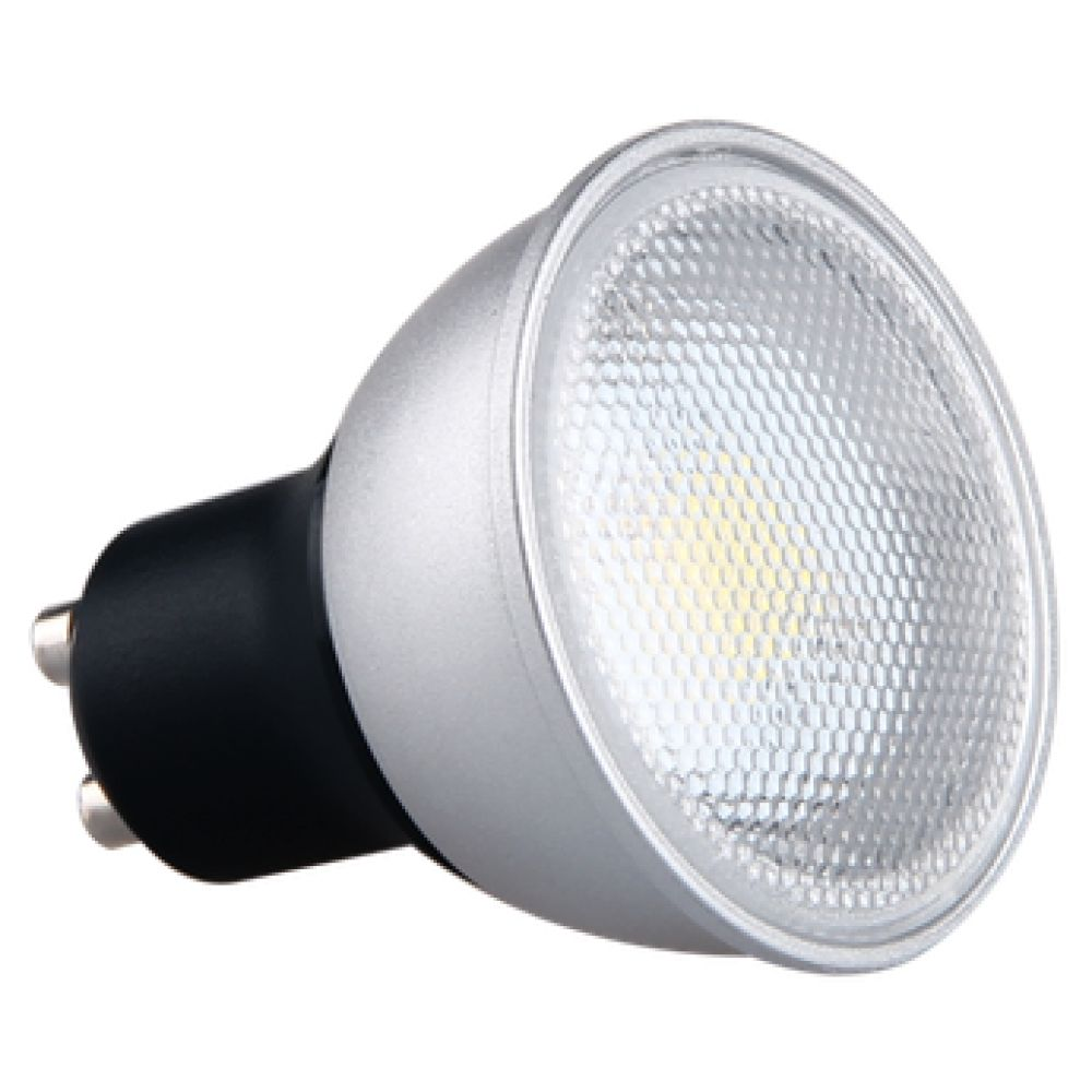 kosnic ksmd05pwr gu10 f30 5 watt warm white gu10 led light. Black Bedroom Furniture Sets. Home Design Ideas