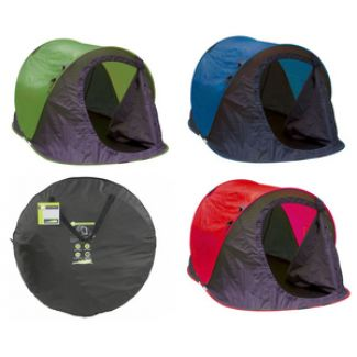 sc 1 st  L&s2uDirect & Yellowstone Fast Pitch Pop Up Tent Camping 2 Person Festival Tent