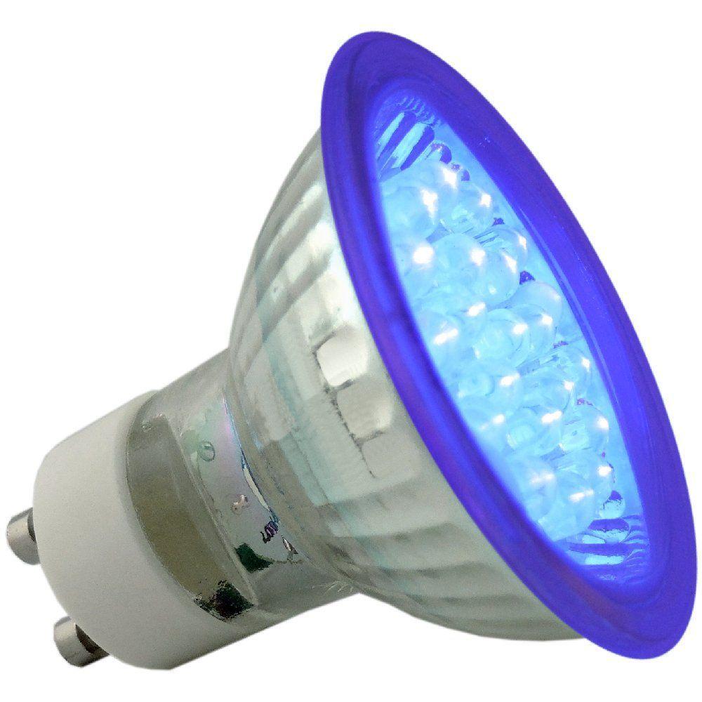 Deltech Dl9021uv 1 2 Watt Ultra Violet Gu10 Led Light Bulb