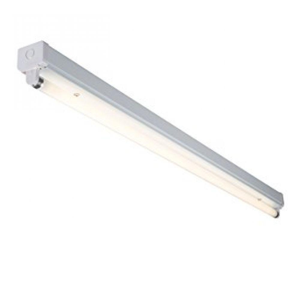 Fluorescent Light Batten Fittings: 70 Watt 6ft T8 High Frequency Emergency Rated Fluorescent