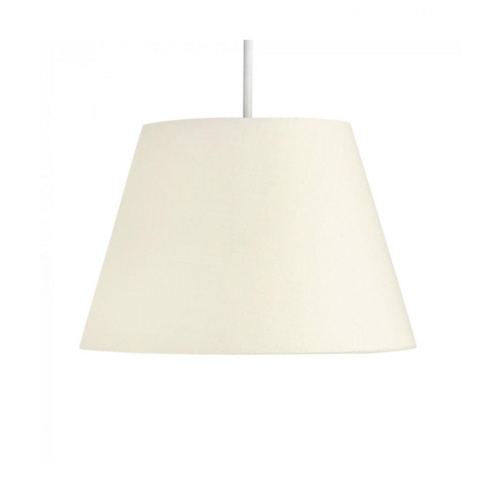 Eimer 8 Inch Tapered Cream Drum Lamp Shade
